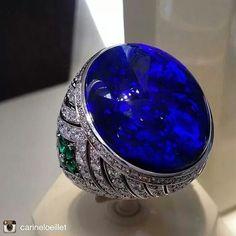 Opal ring - Louis Vuitton #opalsaustralia