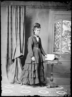 Mrs. Clark c. 1870-75  State Library of New South Wales