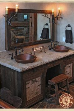 I would change the front of the cabinets to wood and add better lighting. ~CS