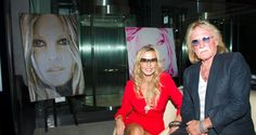 Painter Una St Tropez pays a warm tribute to mythic French actress Brigitte Bardot through her exhibition BB Forever at Hotel de Paris in Saint-Tropez.