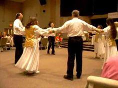 Messianic Dance Sing Hallelujah