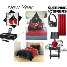 Sleeping with Sirens Room