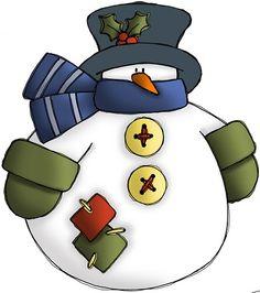 cute snowman to paint Christmas Wood, Christmas Images, Christmas Snowman, Christmas Ornaments, Frosty The Snowmen, Cute Snowman, Snowman Crafts, Christmas Graphics, Christmas Clipart