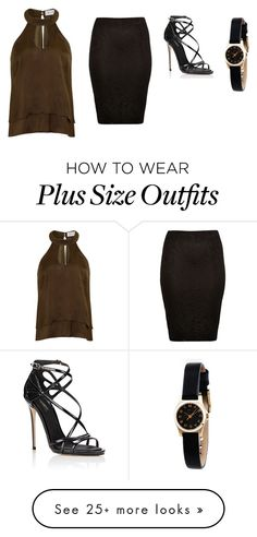 """""""La"""" by laporshia on Polyvore featuring Elvi, River Island, Dolce&Gabbana and Marc by Marc Jacobs"""