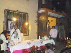 Dentro de nuestro novenario festejamos la solemnidad de la Inmaculada Concepción de la Santísima Virgen María.