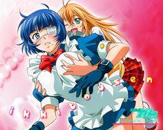 Ikkitousen : Dragon Destiny | Ryomou and Hakufu