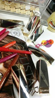 @collistarbeauty i nuovi rossetti!  Ragazze a breve la review! #lip #lips #lipgloss #lipstick #lippencil #rossetto #artdesign