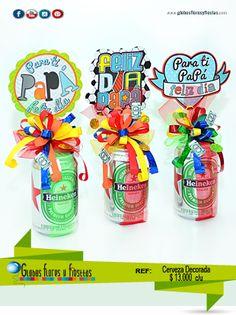 Globos, Flores y Fiestas Simple Gifts, Love Gifts, Diy Gifts, Happy Fathers Day, Fathers Day Gifts, Gifts For Dad, Birthday Candy, Birthday Gifts, Candy Bouquet
