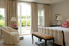 Traditional Bedroom by Gomez Associates Inc. and Kean Williams Giambertone in Long Island, New York