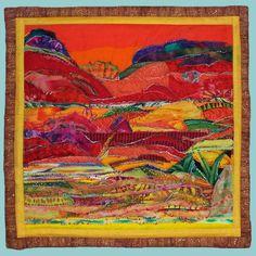 Madeleine Appell - art quilts