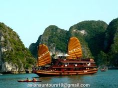 We organize tours, book hotels, do visa, book transportation tickets for foreign tourist who come to visit Vietnam. Website: www.asiansuntours.com Gmail: asiansuntours10@gmail.com