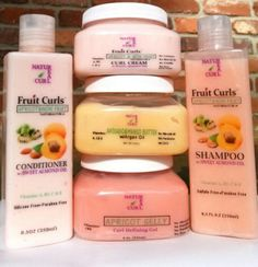Natural Hair Products http://www.Naturealcurl.com Fruit Infused plant based curl care Organic Hair care