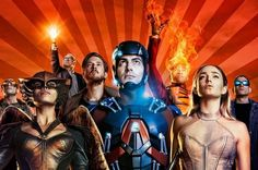 """Which Of """"DC's Legends Of Tomorrow"""" Are You"""