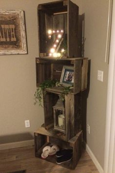 26 Rustic design and decoration ideas for a cozy ambience When you . - 26 Rustic design and decoration ideas for a cozy ambience When decorating your rustic bedroom, you - Rustic Bedroom Design, Rustic Design, Rustic Style, Country Style, Country Chic Decor, Rustic Bedrooms, Modern Bedrooms, Rustic Nursery, Country Homes