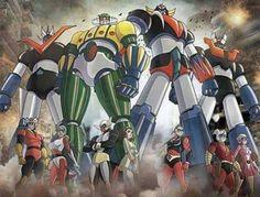 Japanese Robot, Japanese Superheroes, Super Robot, Old Tv Shows, Robot Art, Gundam Model, Manga Comics, Old Movies, Retro