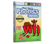 Digraphs learning dvd $14.95 +S&H