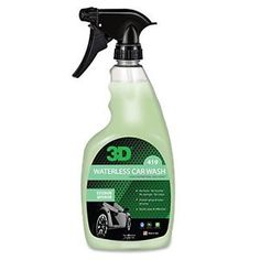 3D Auto Detailing Products Waterless Car Wash 24 Oz | eBay