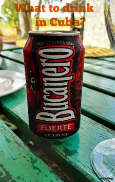All that you need to know about drinks in Cuba.
