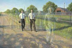 I Will Go Before Your Face D&C 84:88 - Kenneth Turner Fine Art  Giclee - Elders