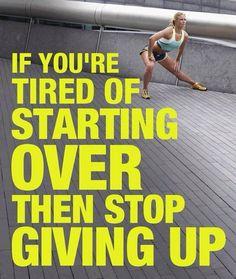 Don't quit!!!