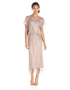 S.L. Fashions Women's Long Blouson Column Dress, Gold, 14... https://www.amazon.com/dp/B00WHIXV5Y/ref=cm_sw_r_pi_dp_x_OtVwzb2DN9DKP