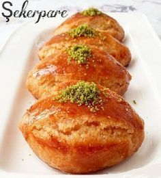 Şekerpare Tarifi – Food for Healty Turkish Recipes, Greek Recipes, New Recipes, Snack Recipes, Dessert Recipes, Snacks, Ethnic Recipes, Desserts, Healthy Eating Tips