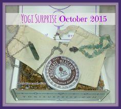 Unboxing October 2015 Yogi Surprise Jewelry Box + Promo Code | Unboxing Beauty
