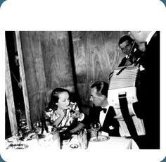 Marlene Dietrich and Erich Maria Remarque