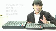 Come scegliere un mixer microfonico :Video Tutorial