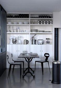 A Modern Atelier in France: Remodelista