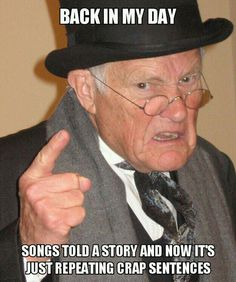 My Grandfather Told Me This