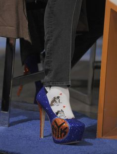 The View | Photos | Whoopi's Shoes