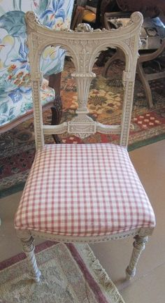 Cute French Chairs