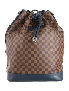 Louis Vuitton Damier Ebene Sac Marin Blue