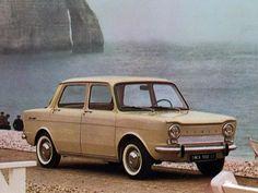 Simca 1000 (1961 - 1978)