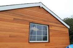 Image result for red western cedar Garage Doors, Shed, Outdoor Structures, Outdoor Decor, Home Decor, Image, Decoration Home, Room Decor, Home Interior Design