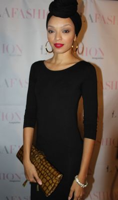 Shayla Hale modelesque at LA Fashion Mag Oct Issue Party The Thompson in Beverly Hills