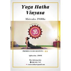 ‼️ OS RECUERDO QUE SEGUIMOS PRACTICANDO YOGA DE FORMA ONLINE EN ZOOM ‼️ . También contaros, que la semana que viene empezaremos a tener yoga presencial en Centro Ki * Lau con las medidas de seguridad e higiene 🤩✨ . Pronto subiremos el nuevo horario de yoga, en las que podrás disfrutar de clases de forma online o presencial🙏🏽🧘🏼🧘🏿♂️ 📌 . . LA PRIMERA CLASE  ES GRATUITA  Más informacion: 📲 620-281-747 / 981 979098 💌 centro.kilau@gmail.com  #yoga #centrokilau #yogagalicia…