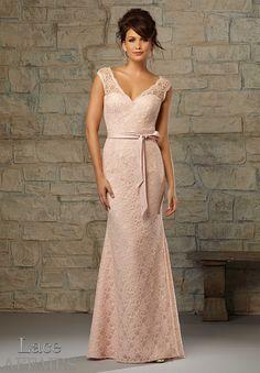 Mori Lee Bridesmaid Dresses - Style 724