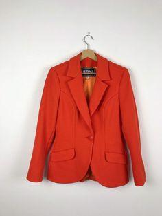Versace vintage women jacket di Toomuchmarion su Etsy