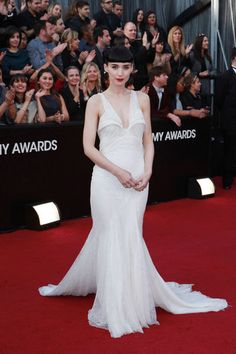 Red Carpet Project - NYTimes.com Rooney Mara Givenchy, 2012