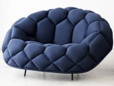 chairs%20contemporary%20furniture%20established%20and%20sons The Quilt Sofa /Chair by Bouroullec for Established and Sons