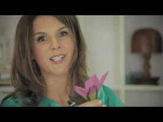 Flor Feltrada com Denise Meneghello