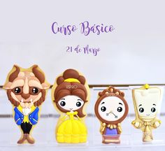 """""""Beauty and the beast"""" Cookies by Suspiro"""
