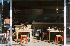 bread & circus cafe, sydney, by schorlemädchen