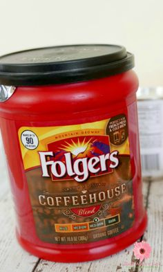 Start the morning right with a great cup of coffee. Check out the new Folgers Coffeehouse Blend. And if you're a coffee lover make sure to check out their awesome Coffeehouse at Home Guide to get some tips on the best ways to prepare coffee #AD