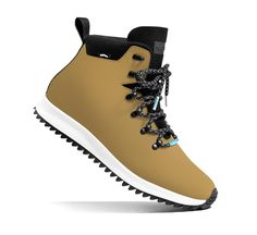 Native tackles wet conditions with its Apex Boot. A minimalist take on the all-weather hiker.
