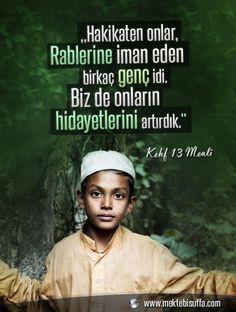 #KuranıKerim #Ayet #Kuran #islam- corek-otu-yagi.com Hadith, Prayers, Religion, Movies, Movie Posters, Muslim, Films, Film Poster, Popcorn Posters
