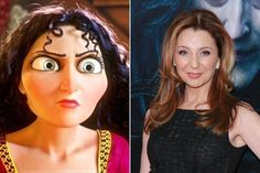 Mother Gothel: Donna Murphy - The Voices Behind Your Favorite Disney Characters - Photos