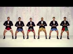 """K-mart keeps their new marketing """"fresh"""" with this musical rendition of Jingle Bells! Gotta love this clever attention-grabbing (video) ad. I think all the males on my list will be getting boxers this year...yep! :)"""